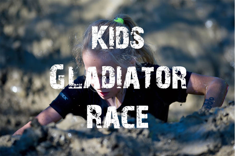 Kids Gladiator Race
