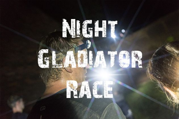 Night Gladiator Race