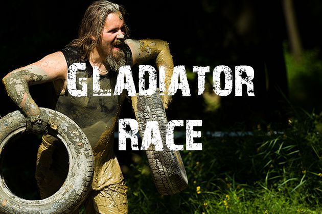 Gladiator Race / RUN HK