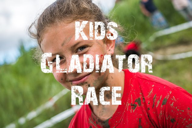 Kids Gladiator Race / RUN HK