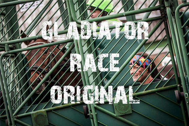 Taxis Gladiator Race Original