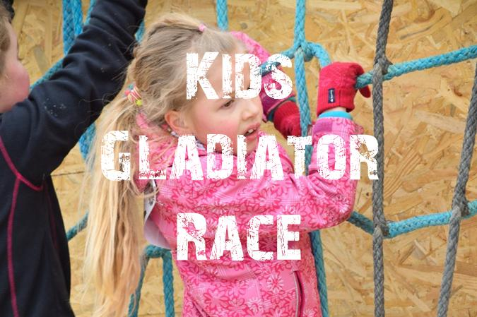 Kids Winter Gladiator Race