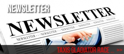 NEWSLETTER - TAXIS Gladiator Race